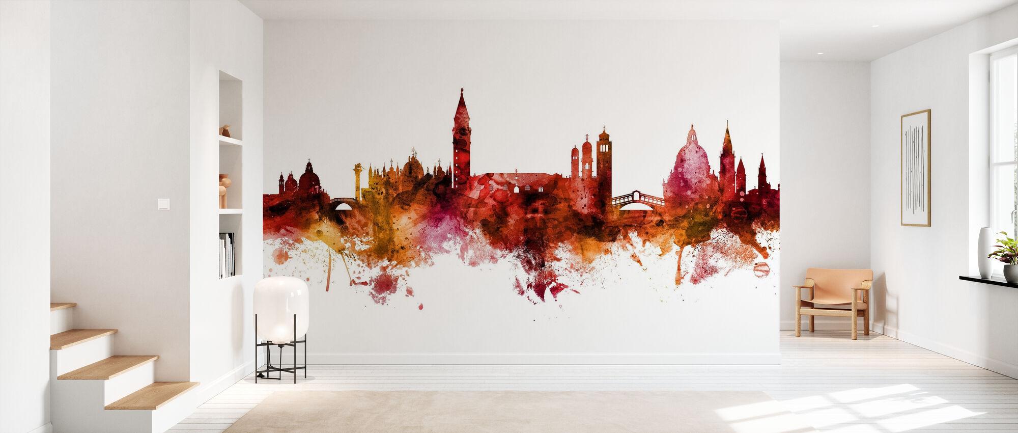 Venice Italy Skyline - Wallpaper - Hallway