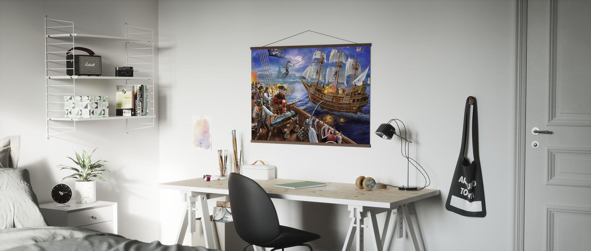 Blackbeard - Poster - Office