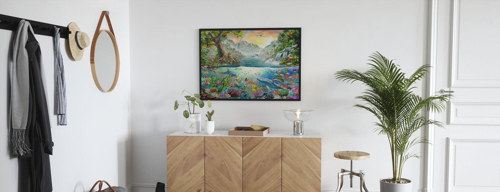 Land en Water Utopia - Poster - Gang