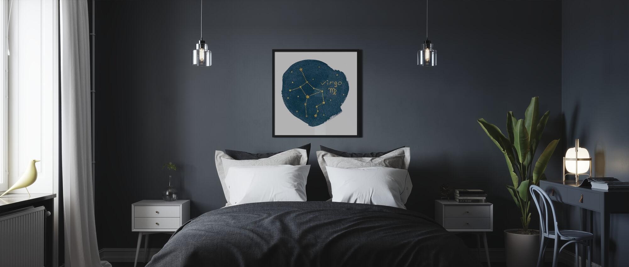Horoskop Jungfrun - Poster - Sovrum