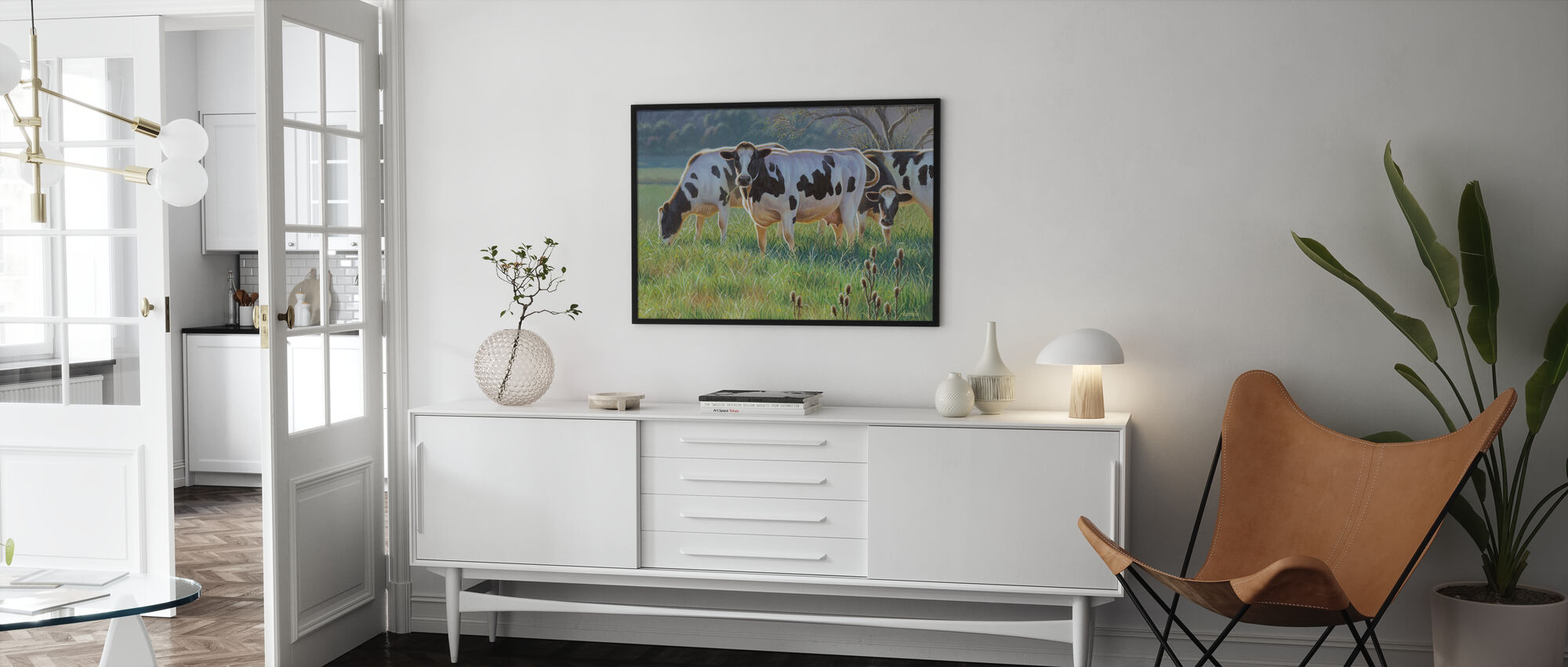 Cows - Poster - Living Room