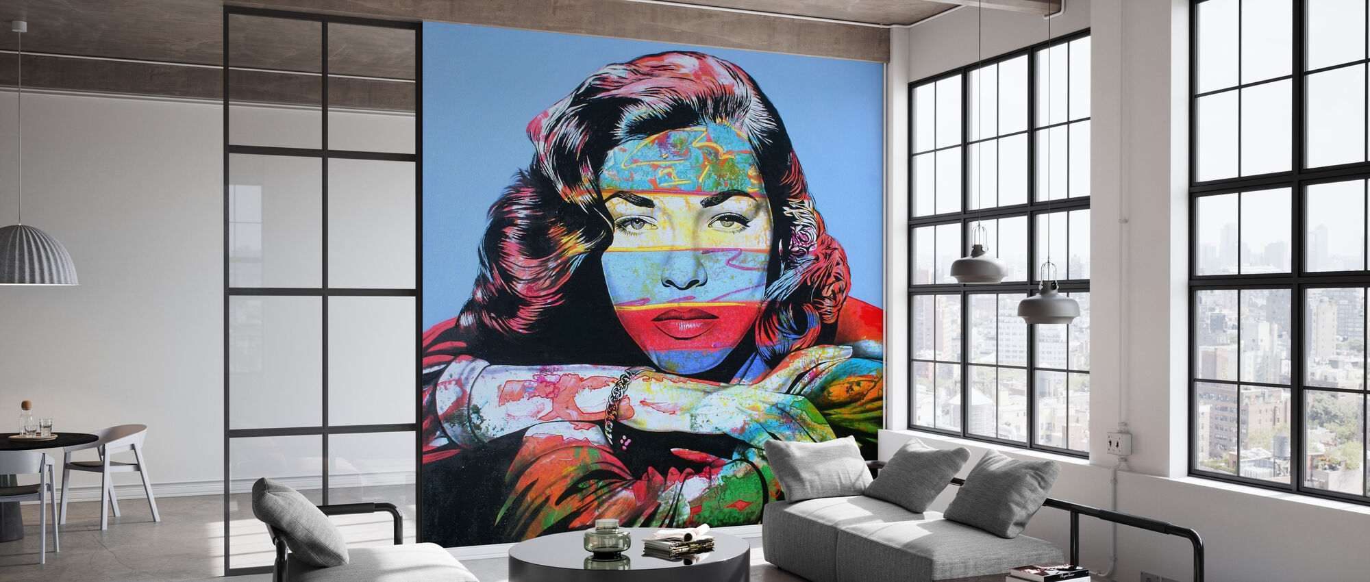 Just Like Bacall - Wallpaper - Office