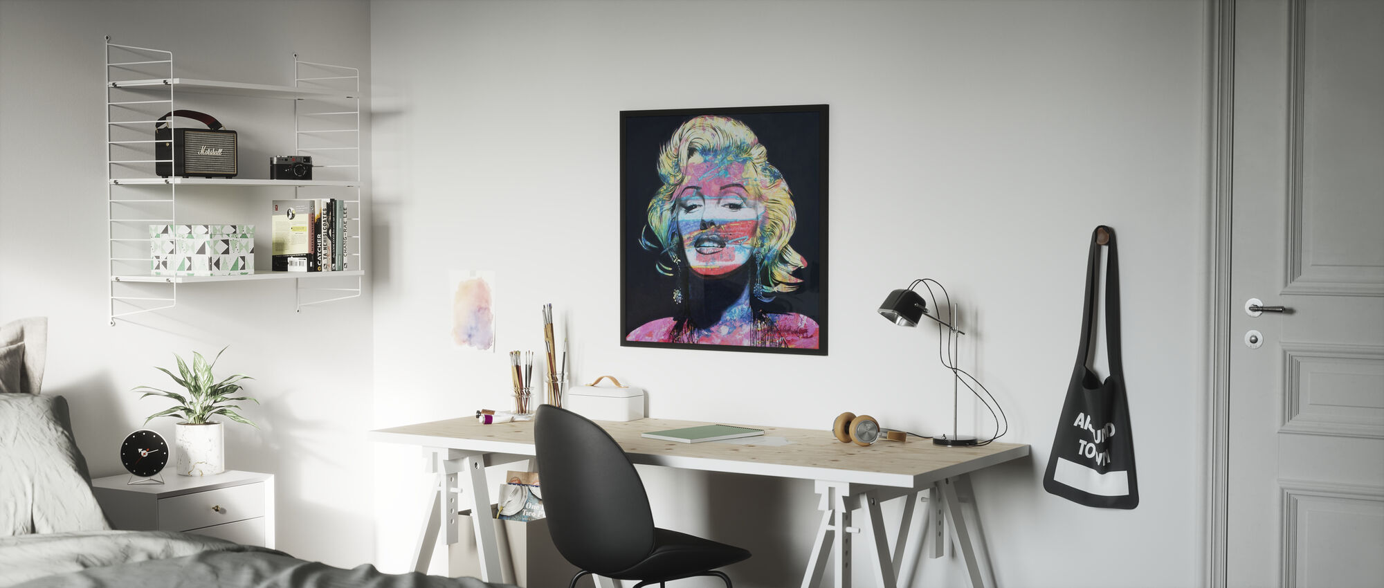 The Look - Poster - Kids Room