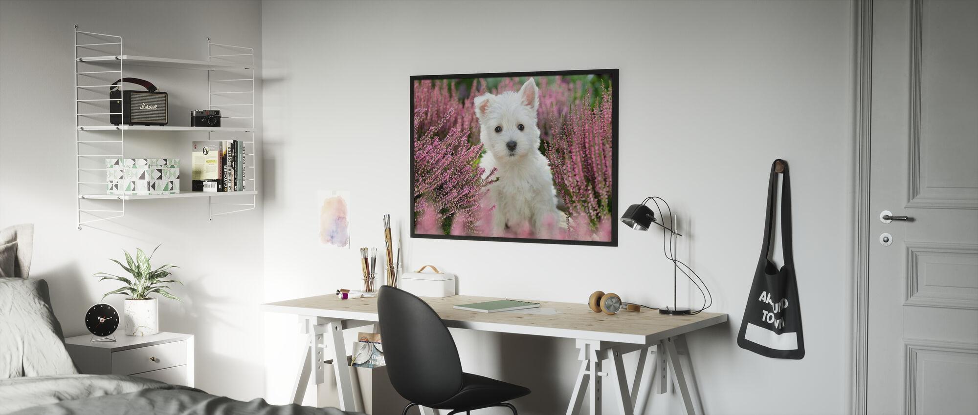 Dog Harmony - Poster - Kids Room