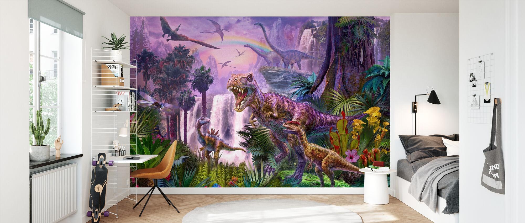 Paradise - Wallpaper - Kids Room