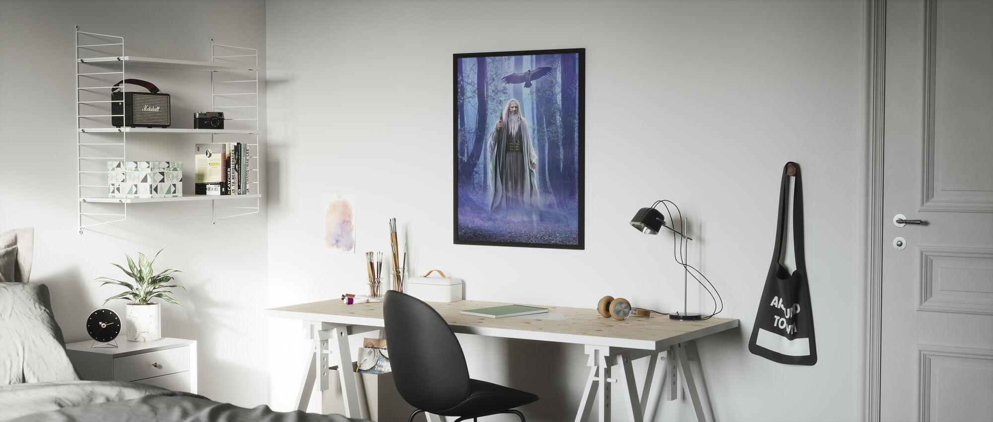 Druid - Poster - Kids Room