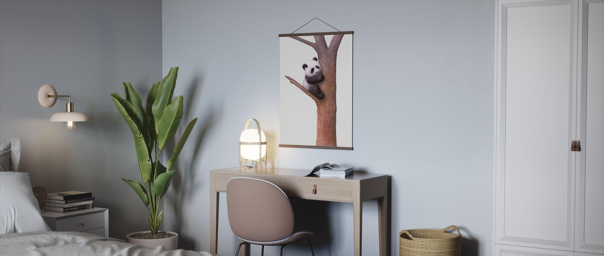 Pishu Panda - Poster - Kantoor
