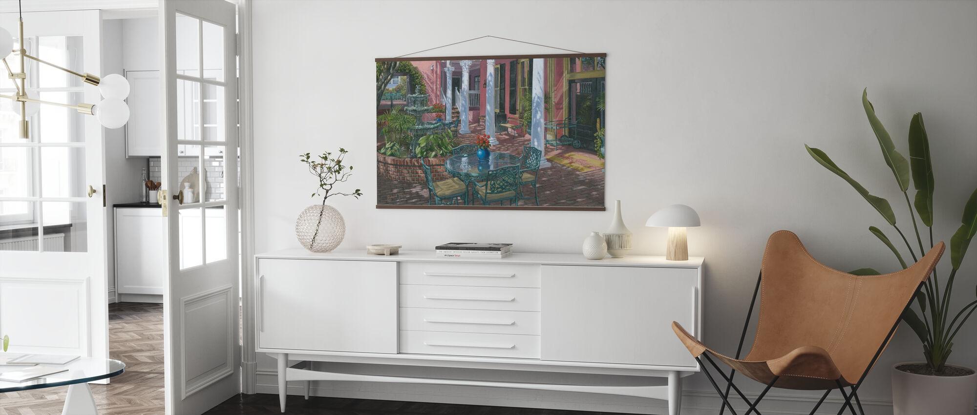Meeting Street Inn Charleston - Poster - Living Room