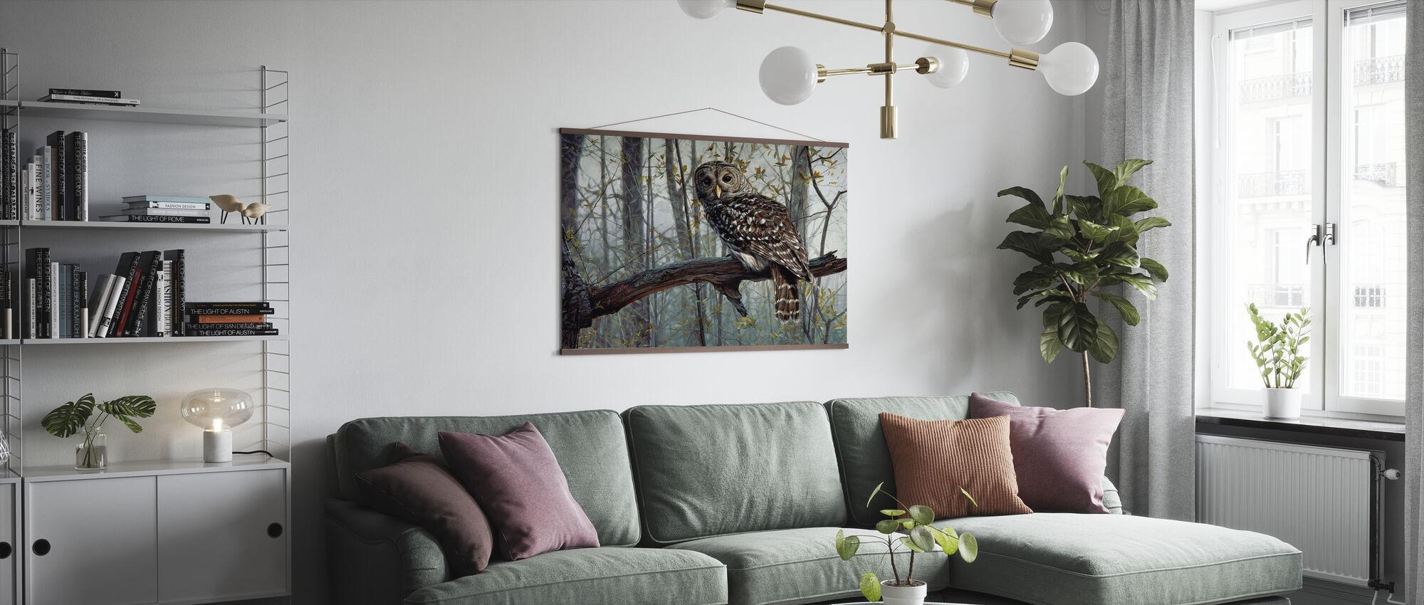 Ånden av skogen - Plakat - Stue