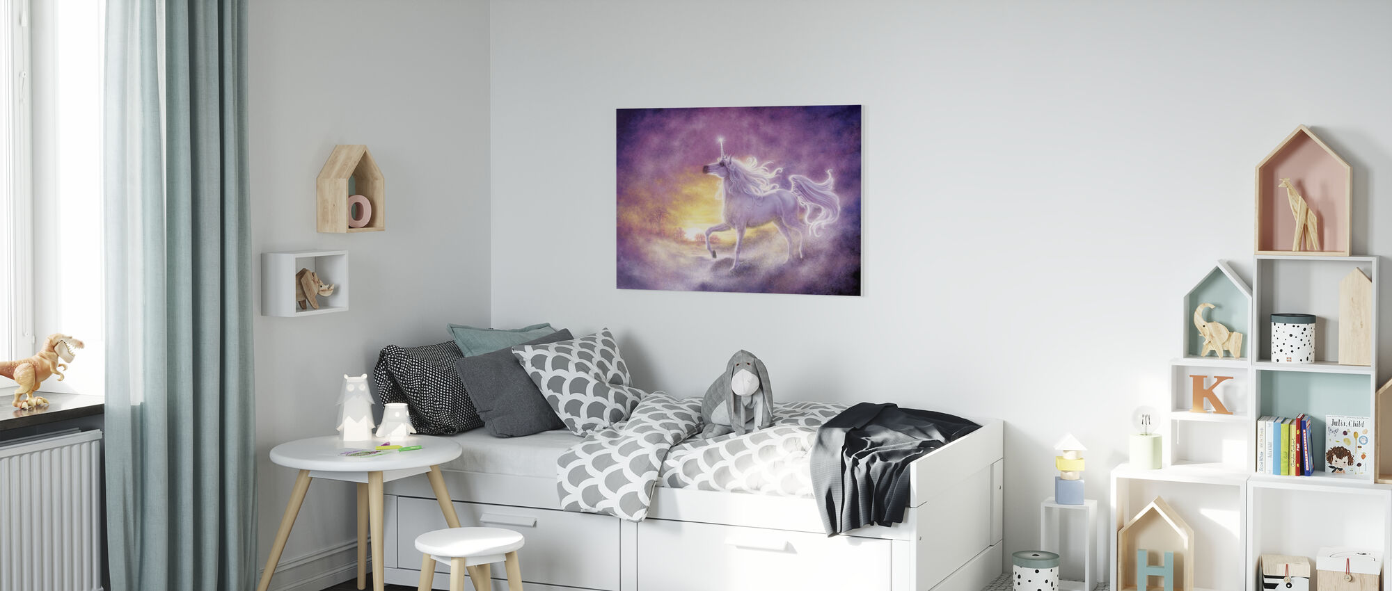 Enchantment - Canvas print - Kids Room