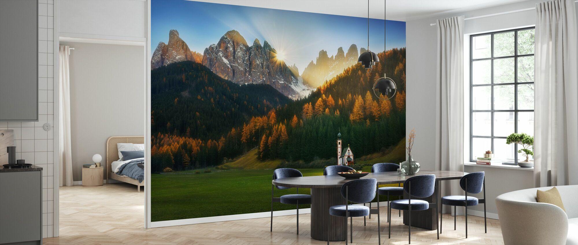 Santa Maddalena - Wallpaper - Kitchen
