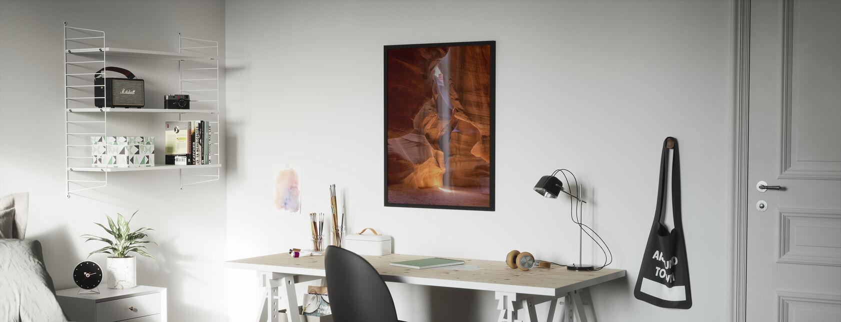 Lysstrålen - Plakat - Barnerom