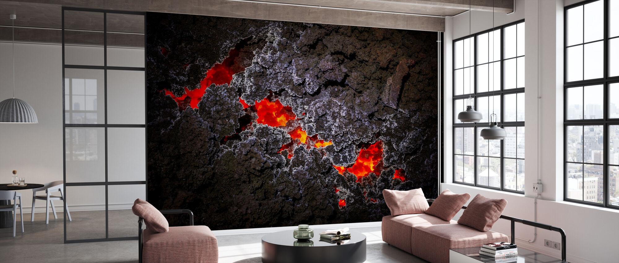 Crystallization - Wallpaper - Office