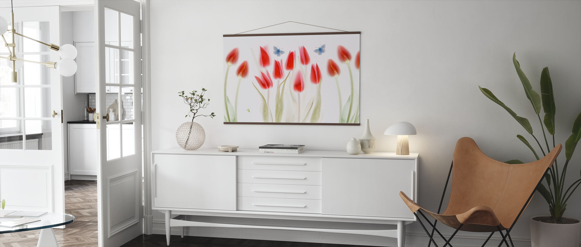 Triptych - Poster - Living Room