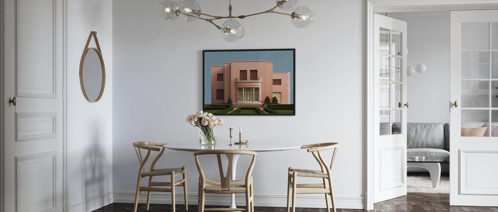 Pink Portugal - Poster - Kitchen