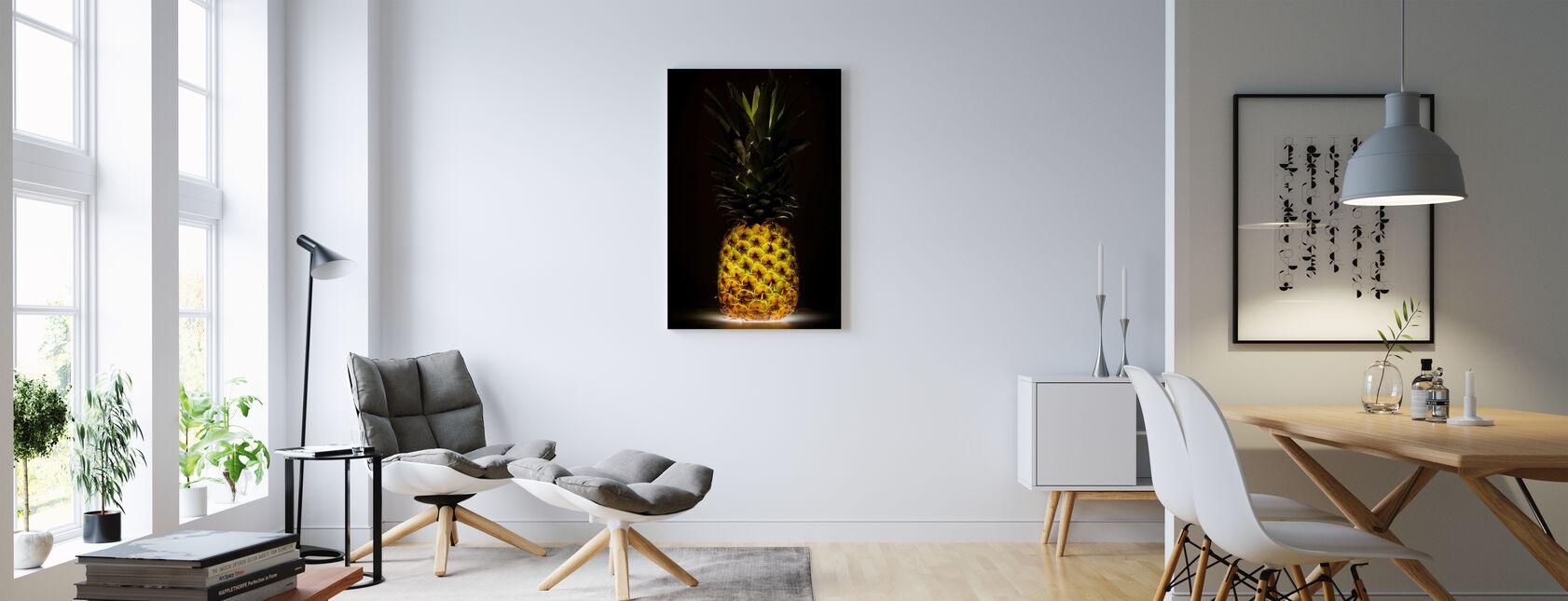 Ananas - Canvas print - Woonkamer