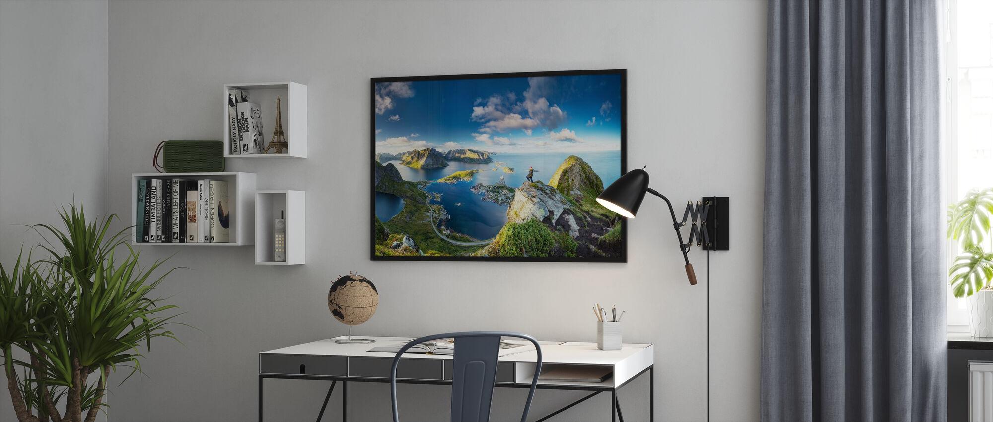 Reinebringen Views - Poster - Büro