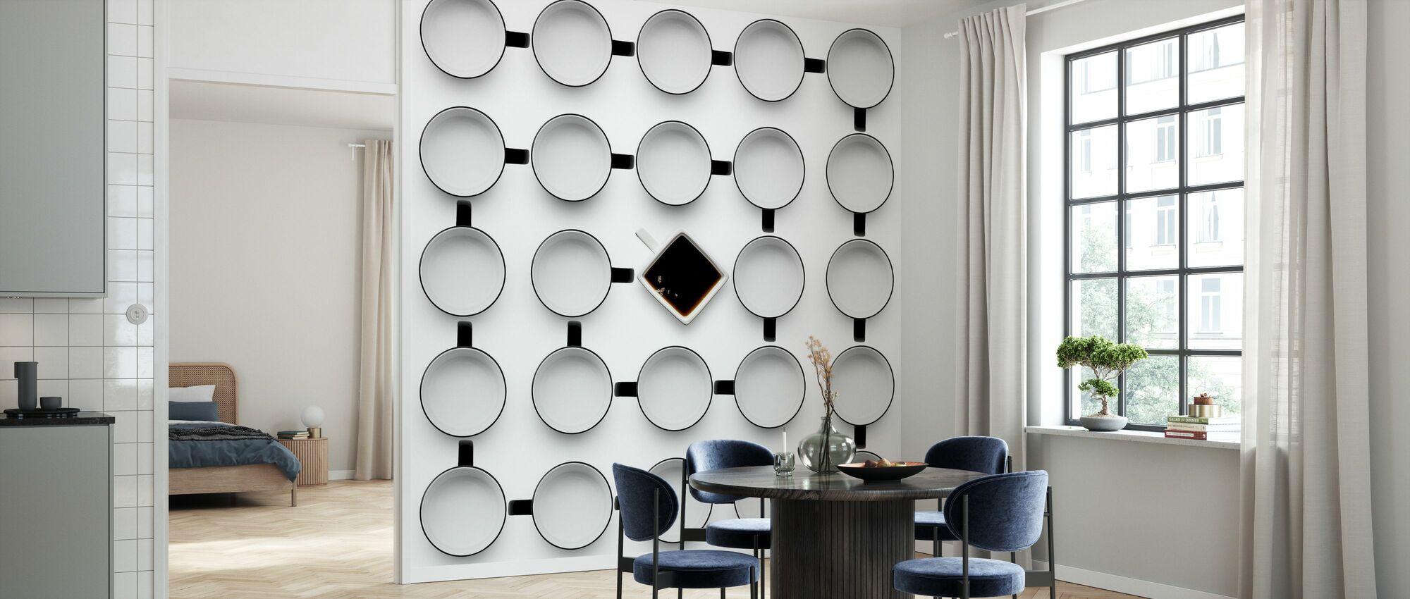 Helix - Wallpaper - Kitchen