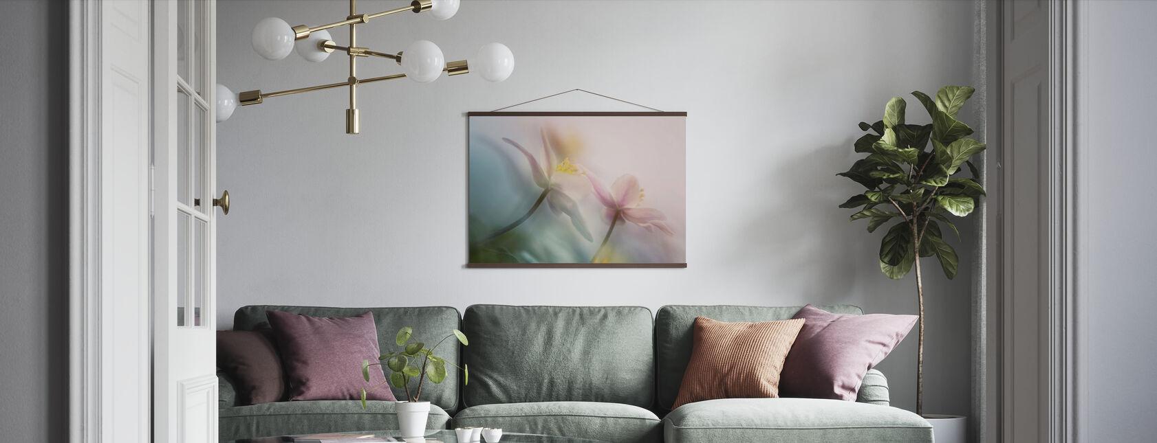 Gentle - Poster - Living Room