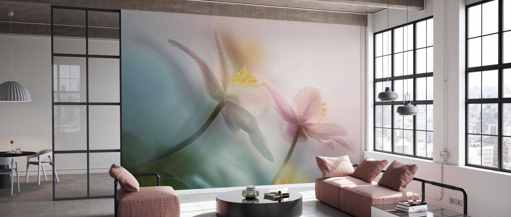 Gentle - Wallpaper - Office