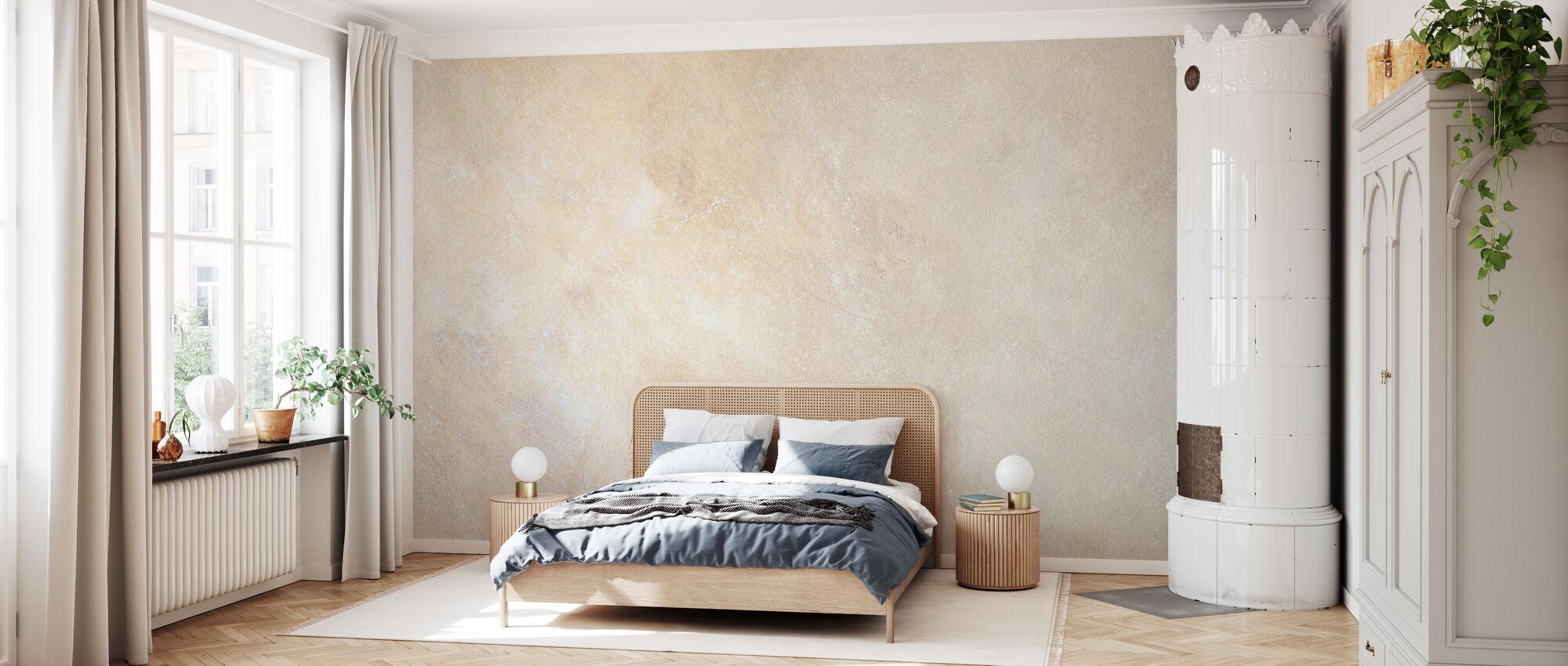 Soft Frayed Wall - Wallpaper - Bedroom