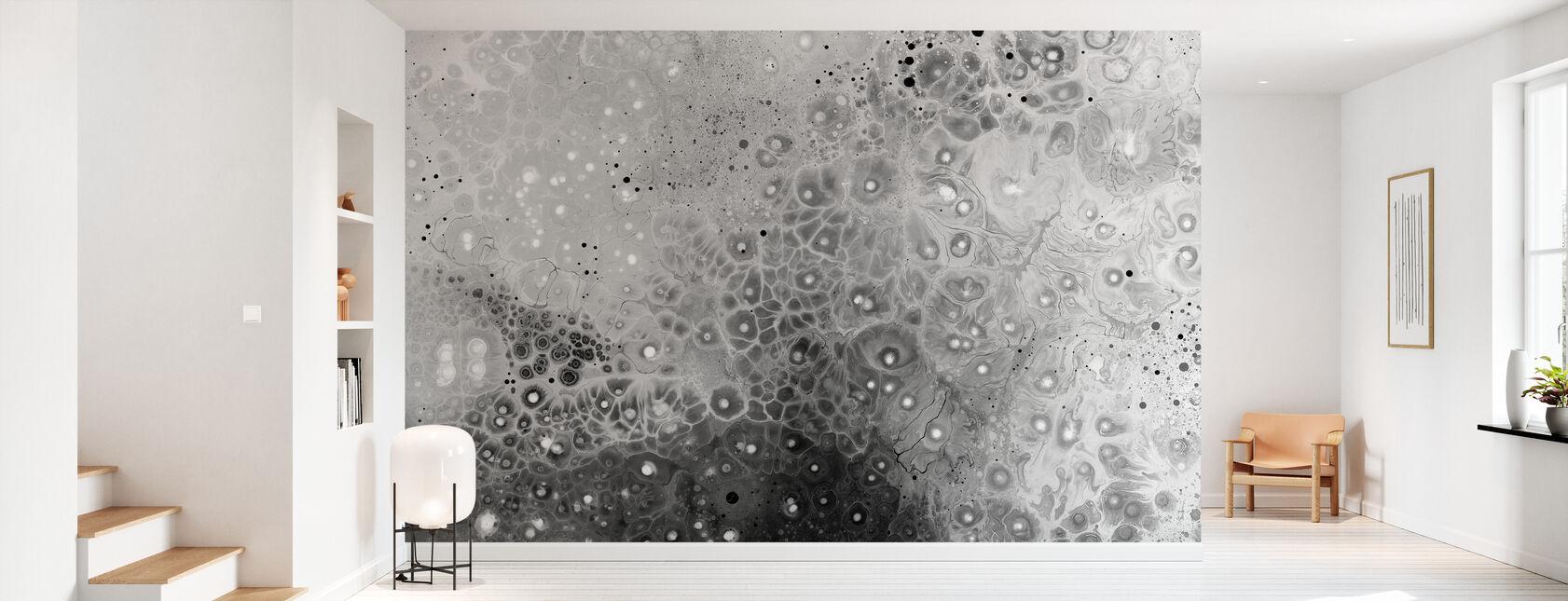 AURA Spherulite - Papier peint - Entrée