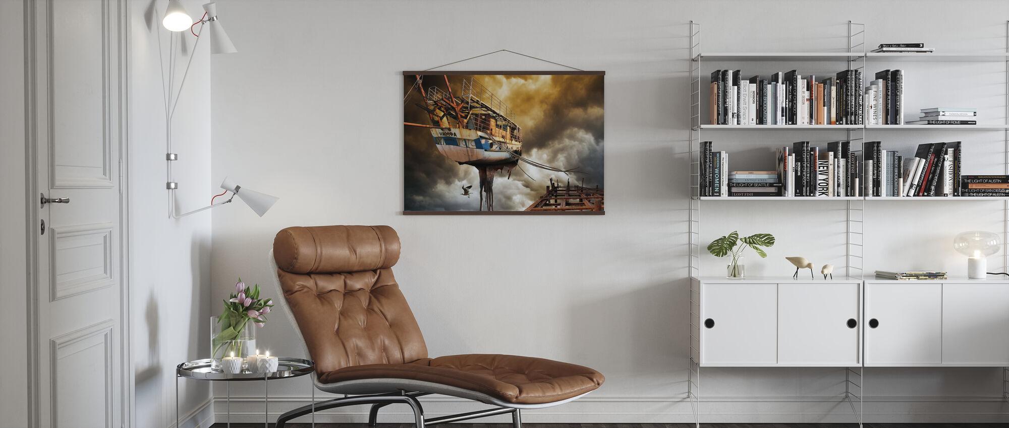 Nimfa - Poster - Wohnzimmer