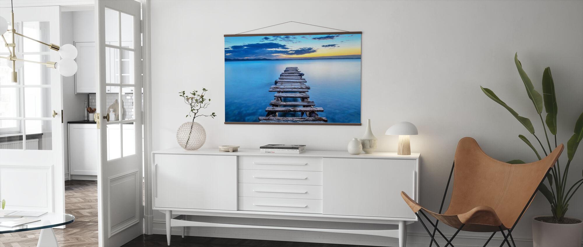 Pier - Poster - Living Room