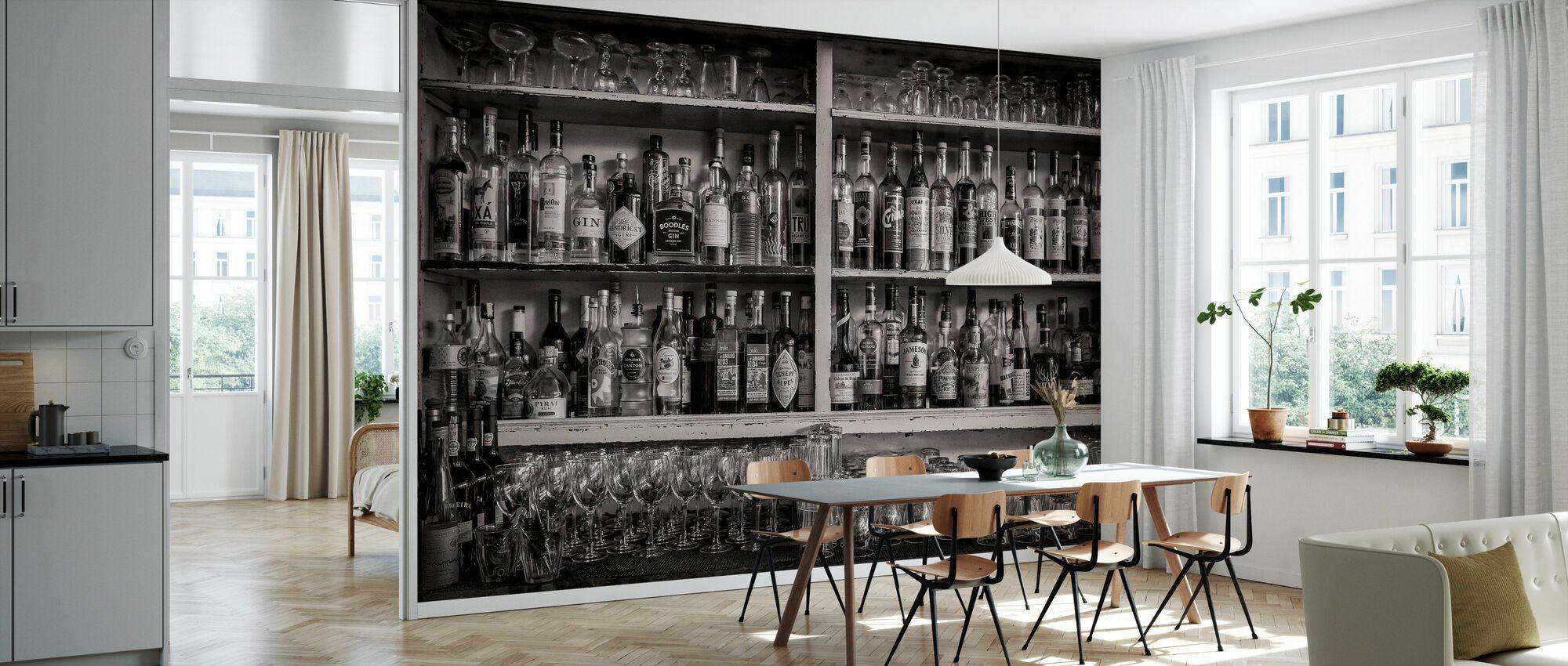 Seattle - Wallpaper - Kitchen
