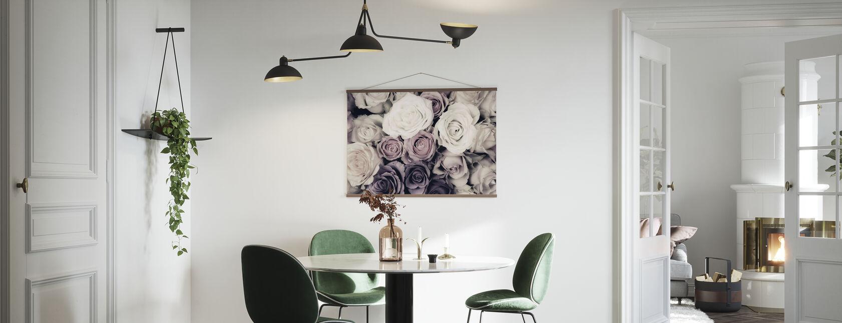 Dark Roses - Poster - Kitchen