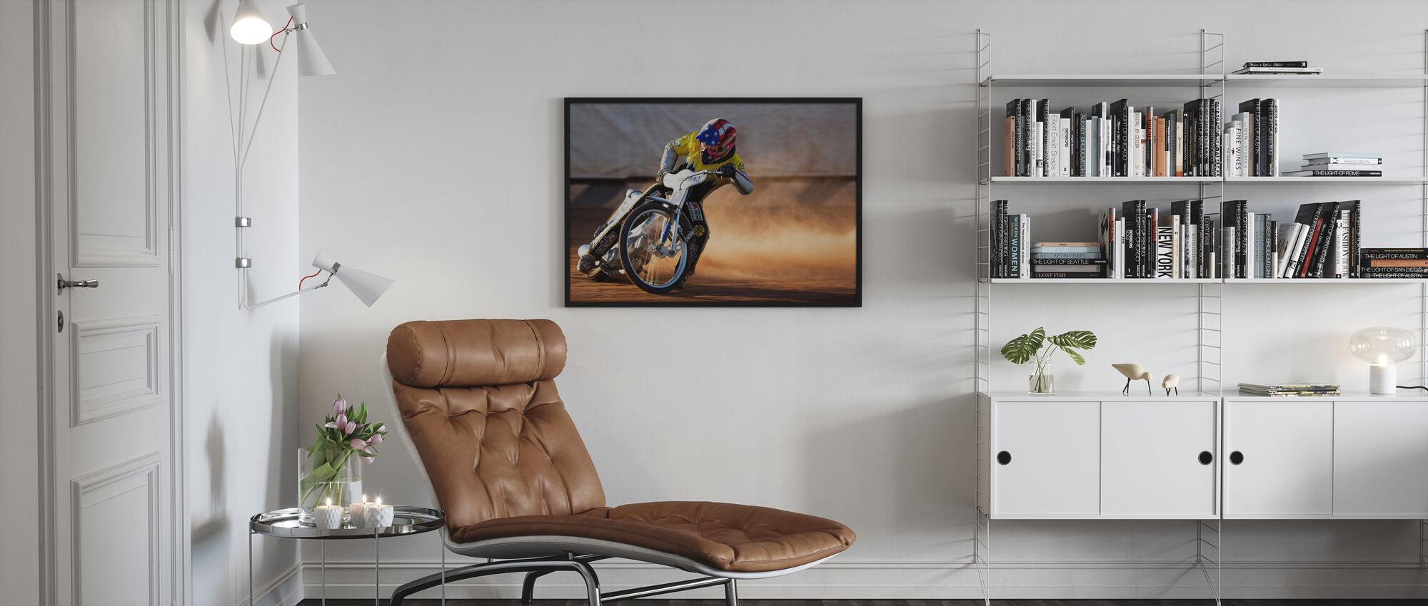 Going Sideways - Poster - Living Room