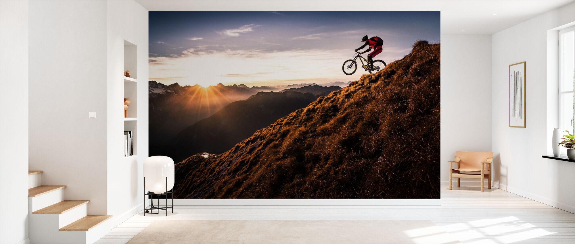 Live the Adventure - Wallpaper - Hallway