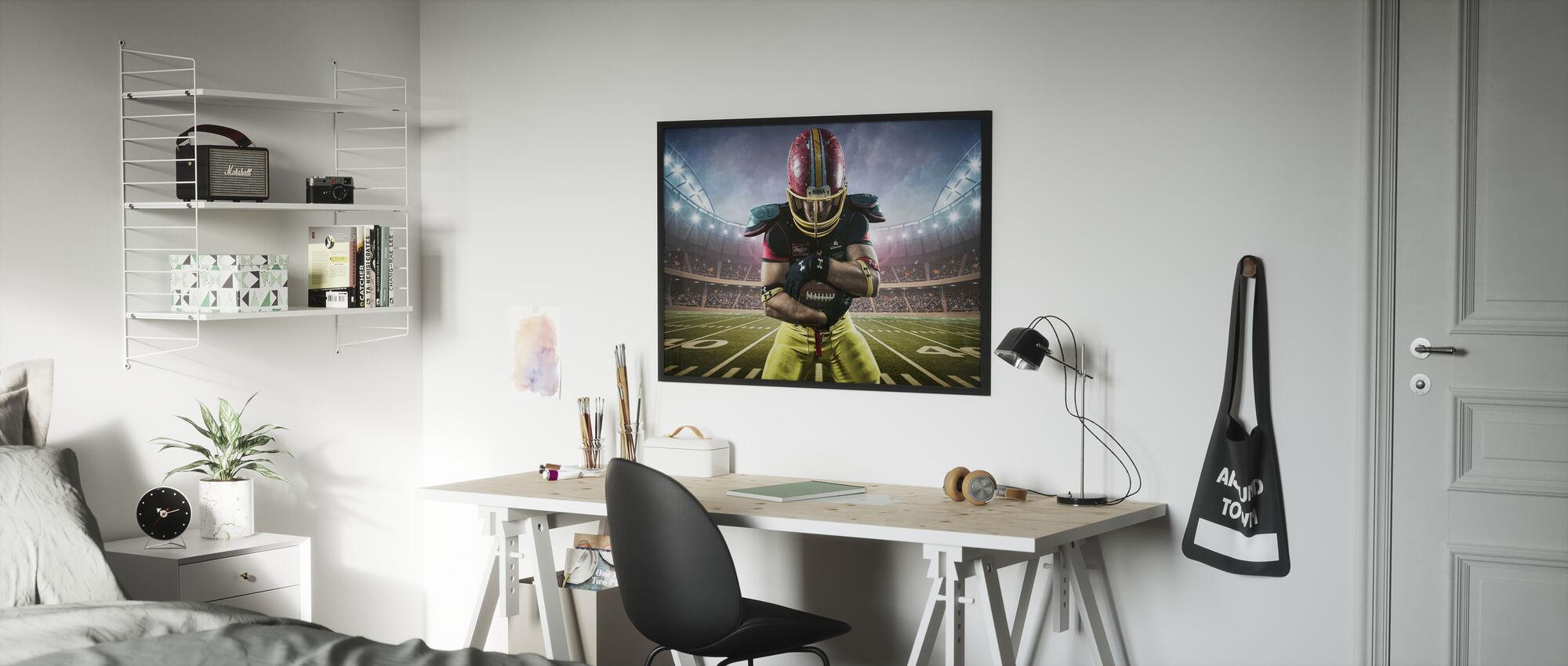 Danilo - Framed print - Kids Room