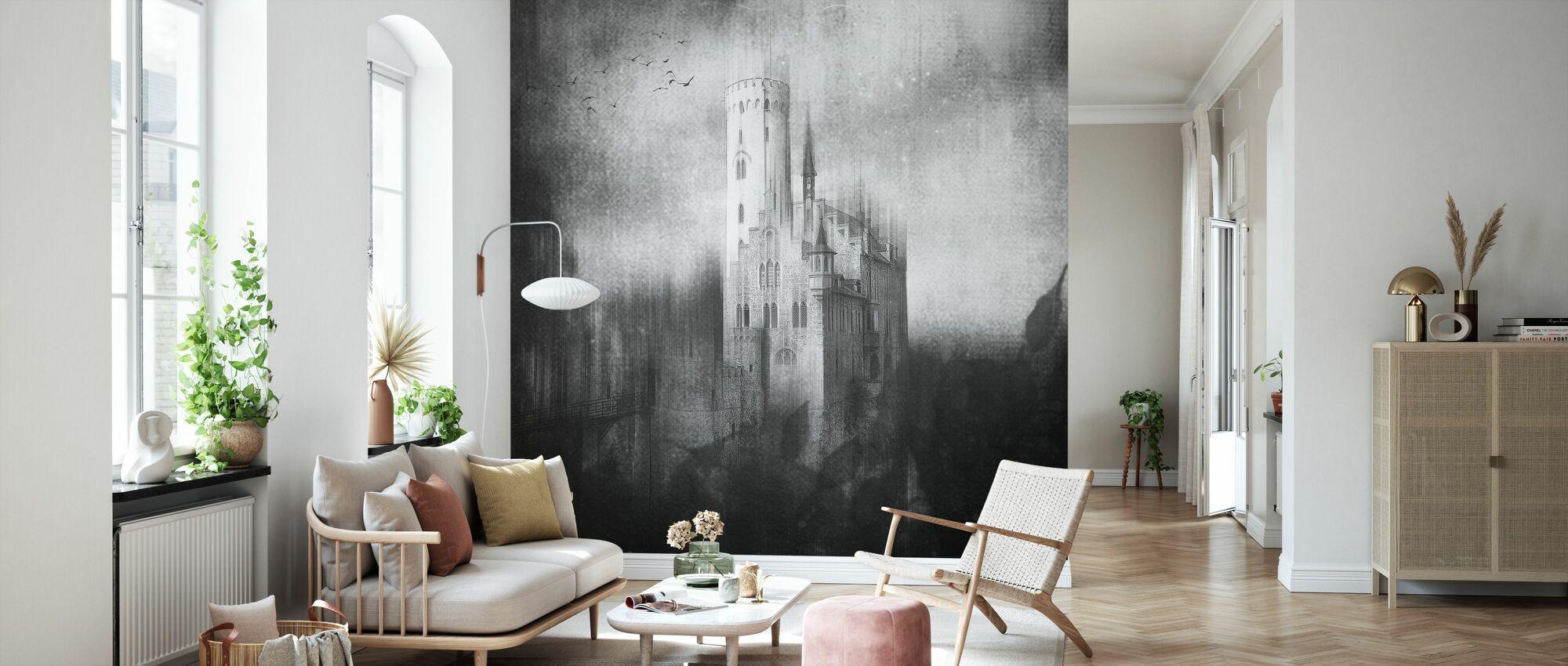 Lichtenstein Castle - Wallpaper - Living Room