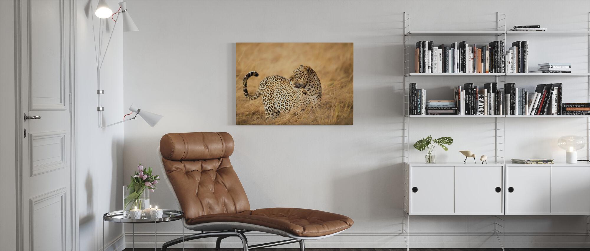 Kijken - Canvas print - Woonkamer