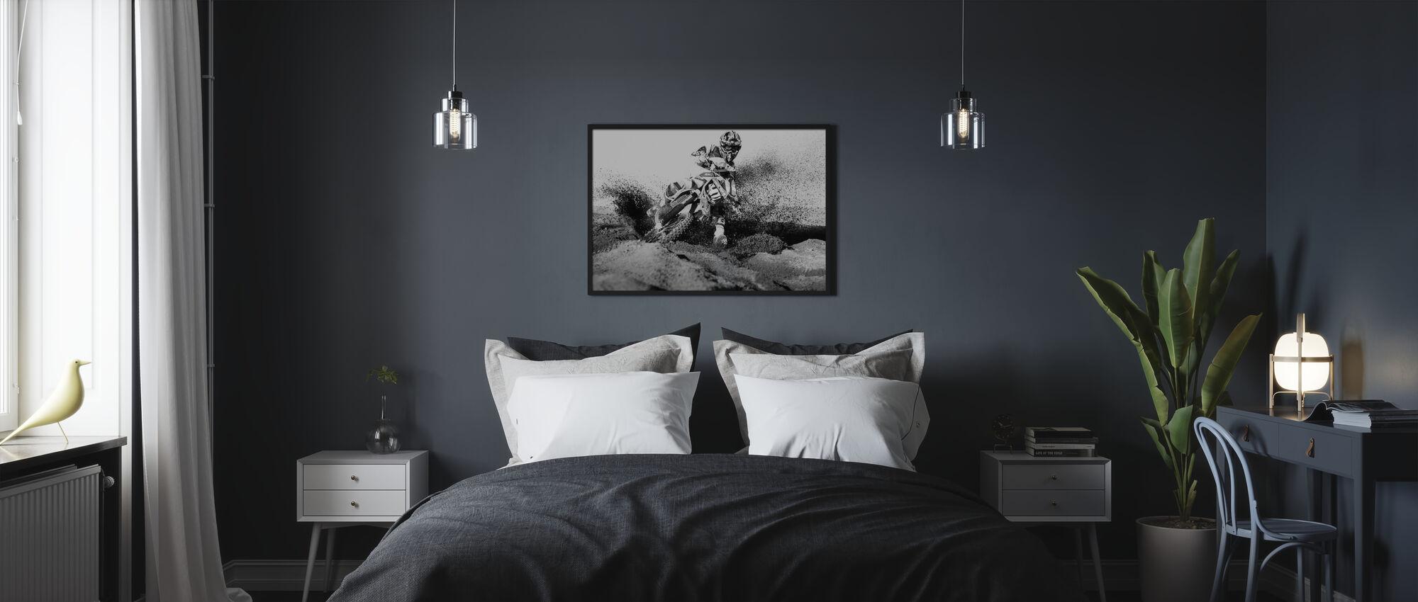 Krisztian Tompa - Poster - Bedroom