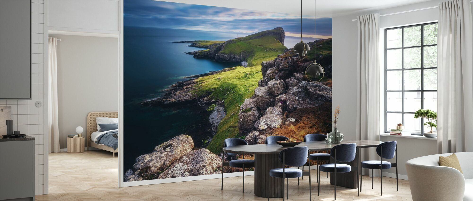 Scotland - Neist Point - Wallpaper - Kitchen