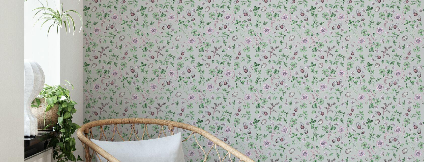 Vidsala Brillant - Papier peint - Salle à manger
