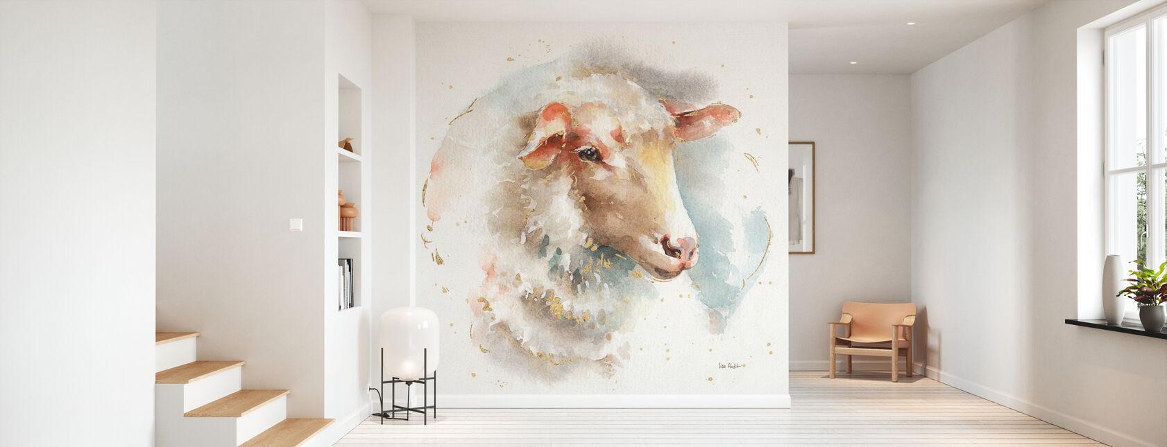 Farm Friends III - Wallpaper - Hallway