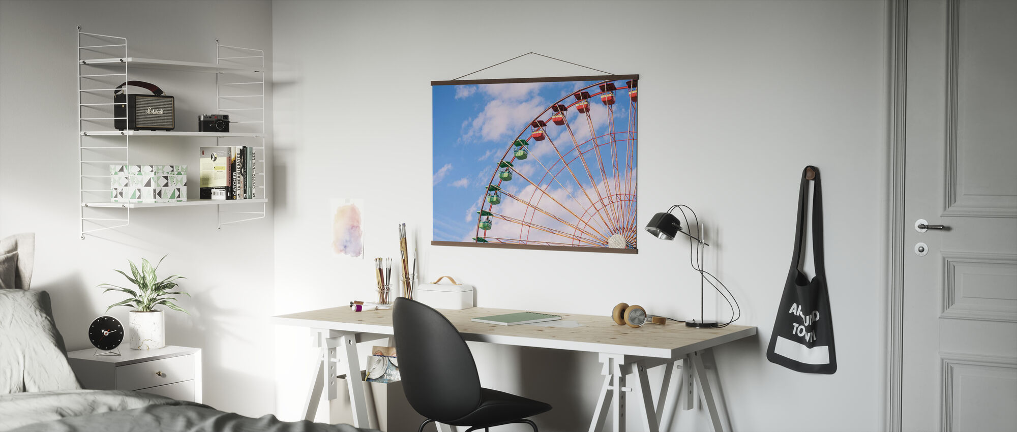Ferris Wheel - Poster - Office