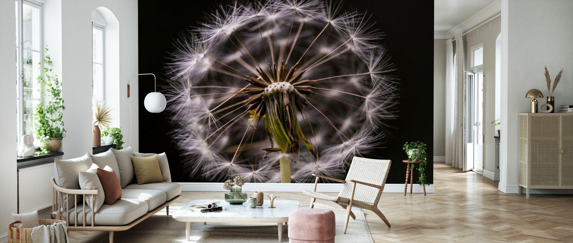 Freaky flower - Wallpaper - Living Room