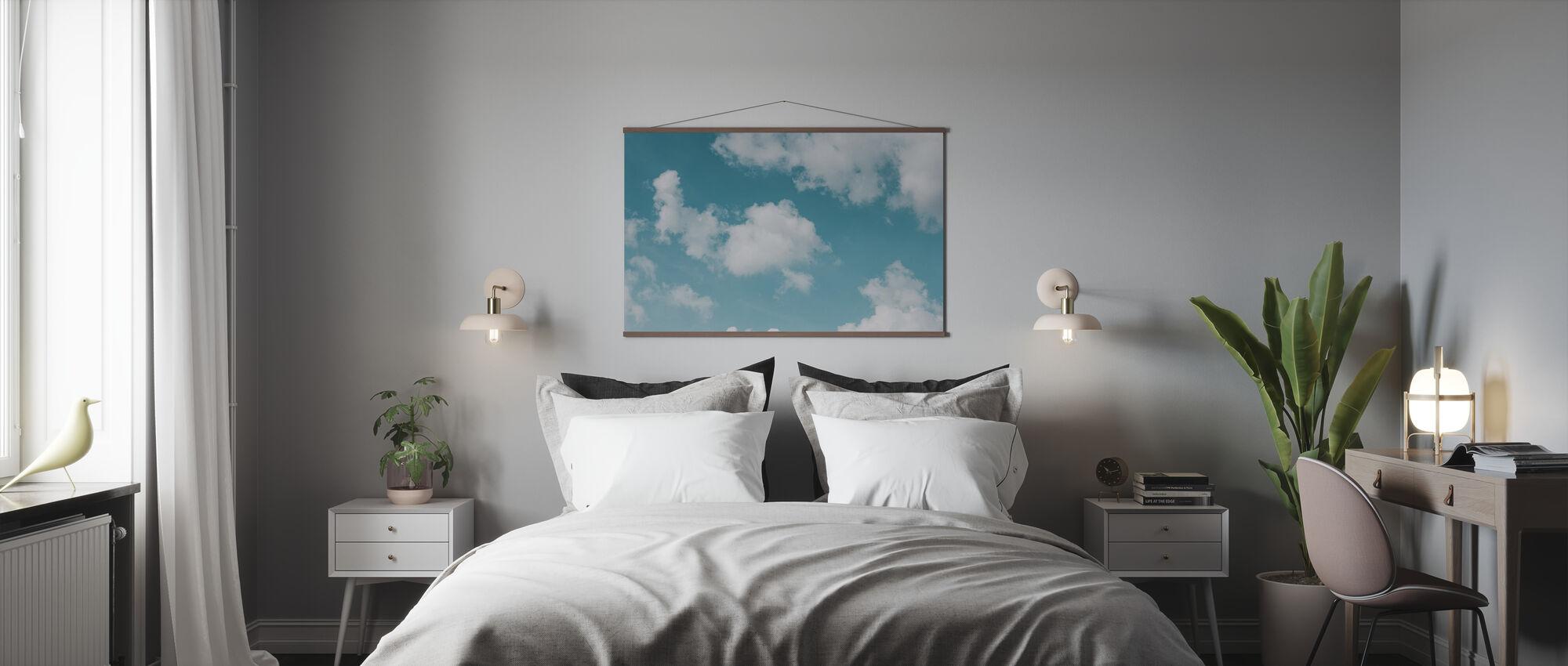Mar de Nubes - Póster - Dormitorio