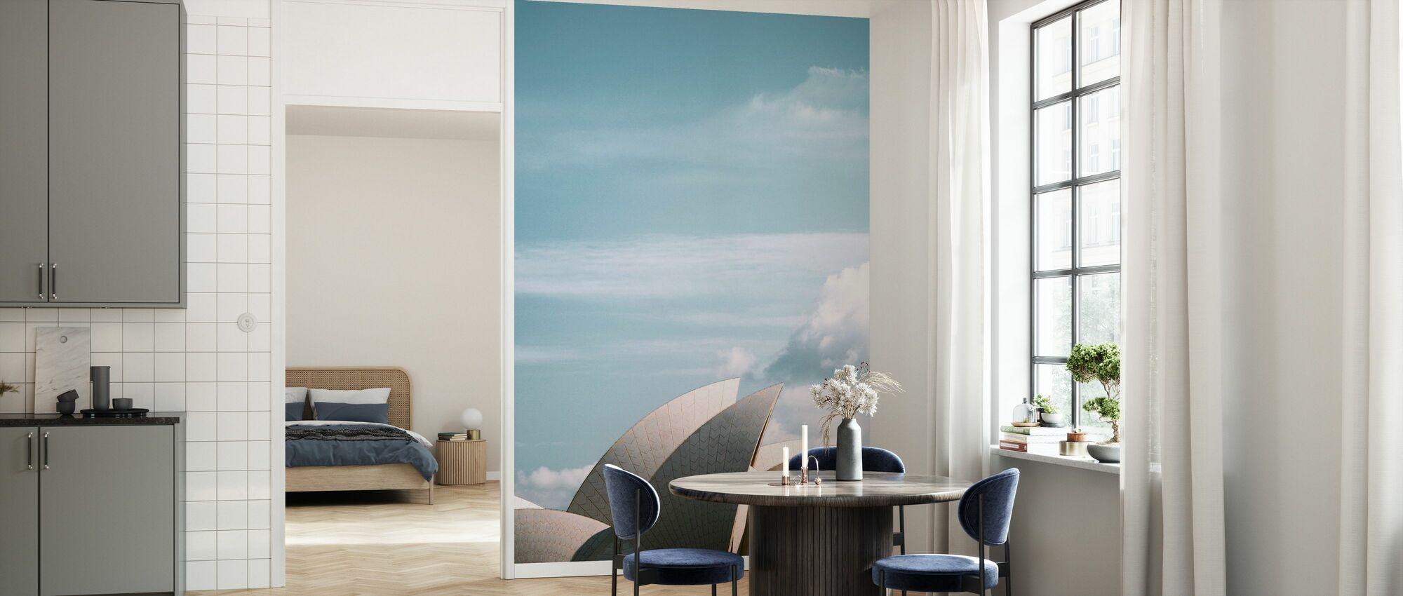 Sydney Opera House - Wallpaper - Kitchen