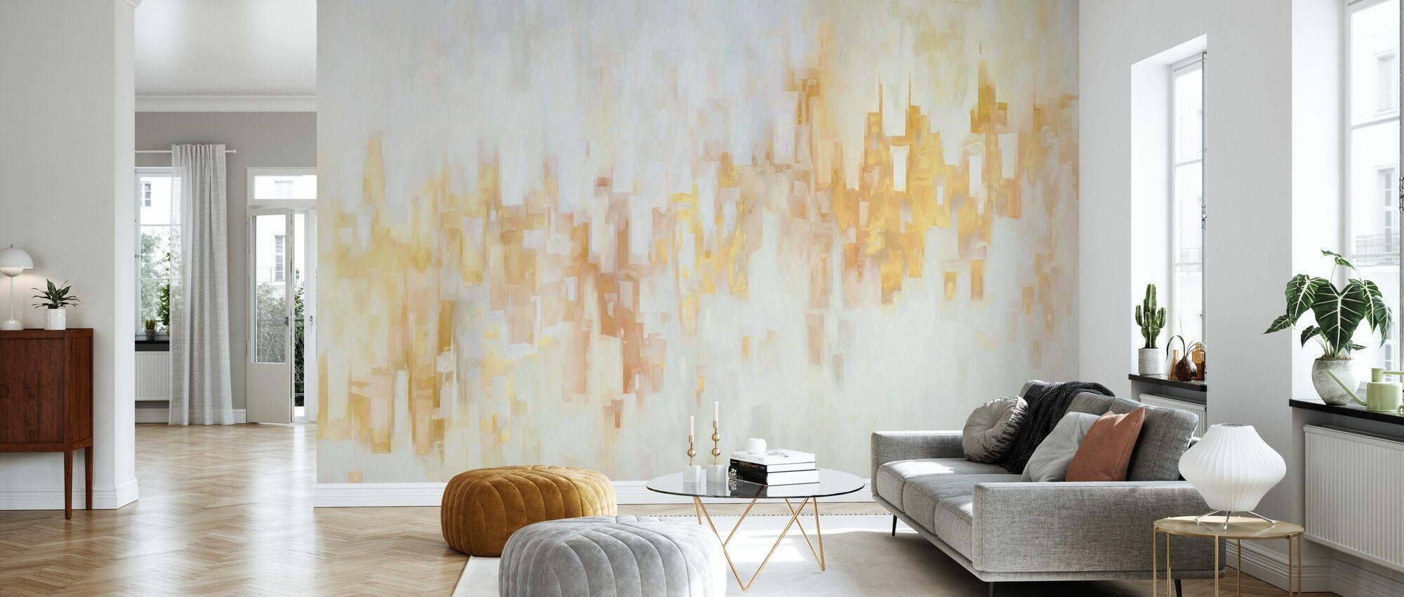 Evening Light II - Wallpaper - Living Room
