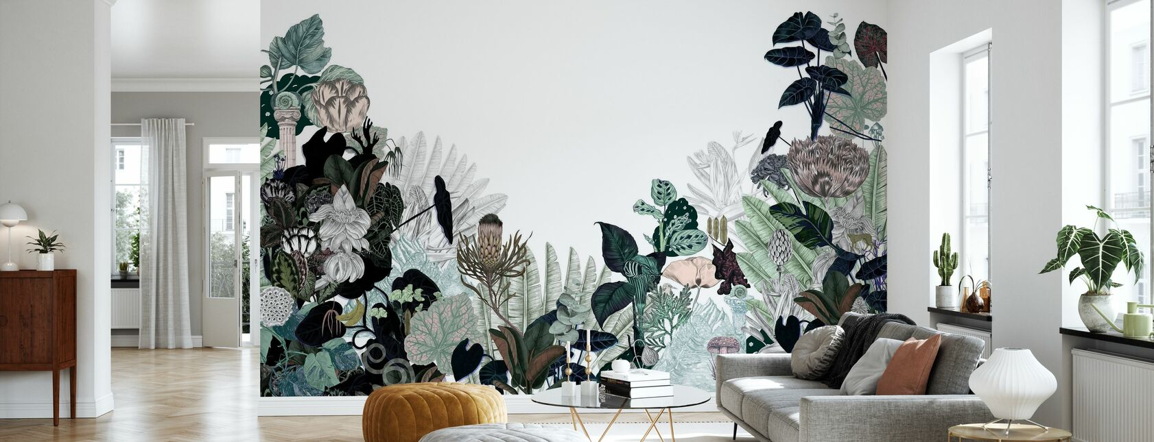 Paradise Lost - Wallpaper - Living Room