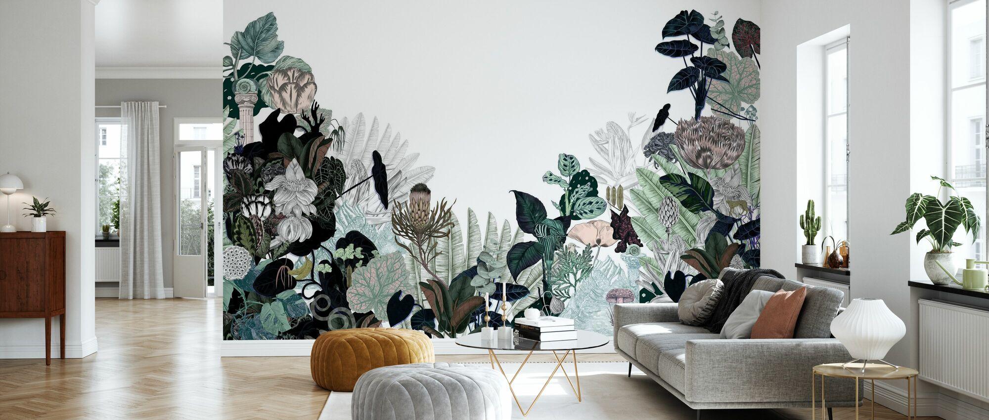 Paradise Lost - Wallpaper - Living Room