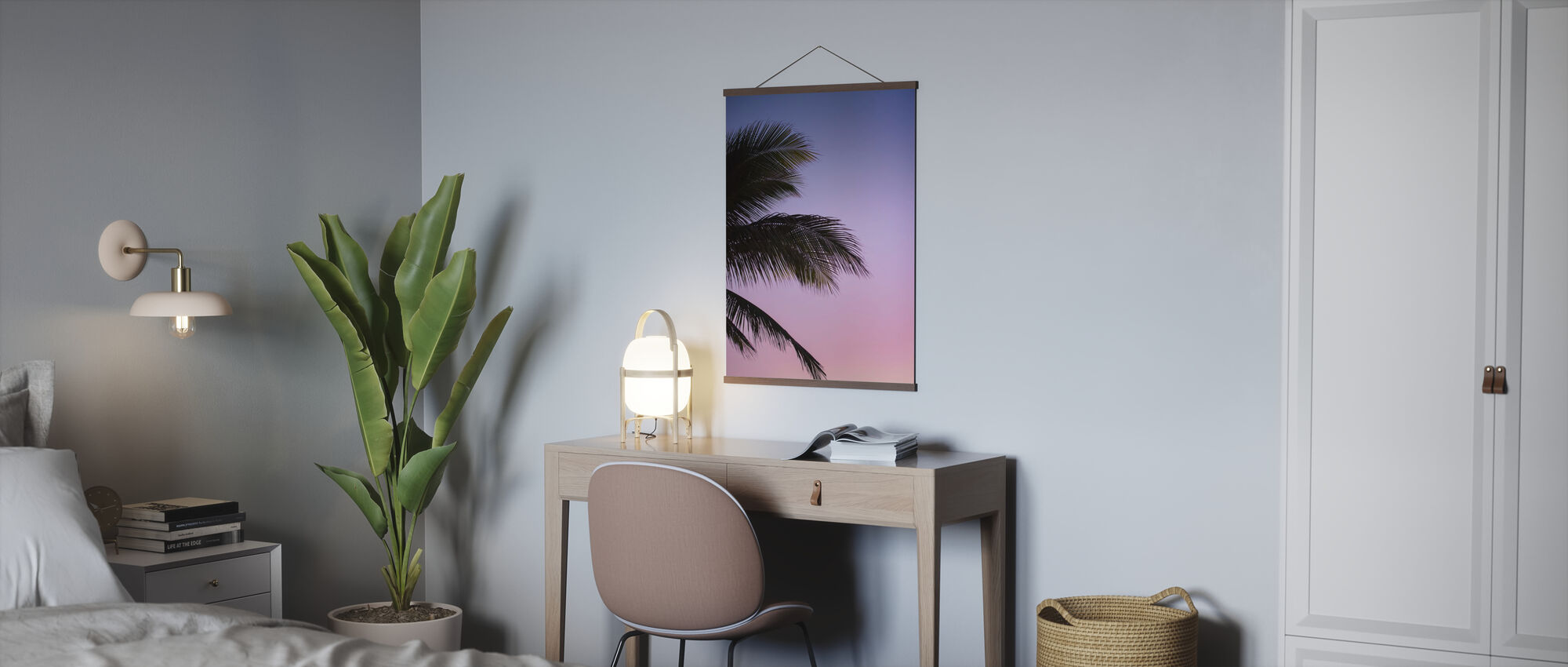 Palm Tree - Poster - Office