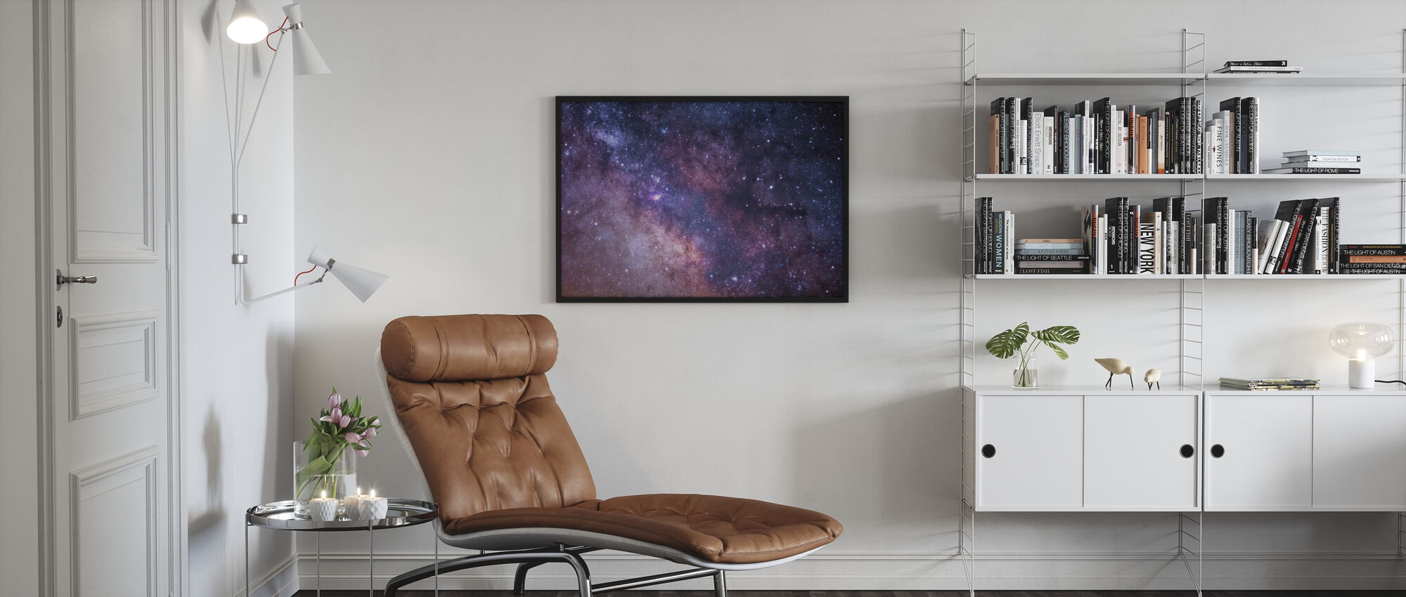 Galaxy - Poster - Living Room