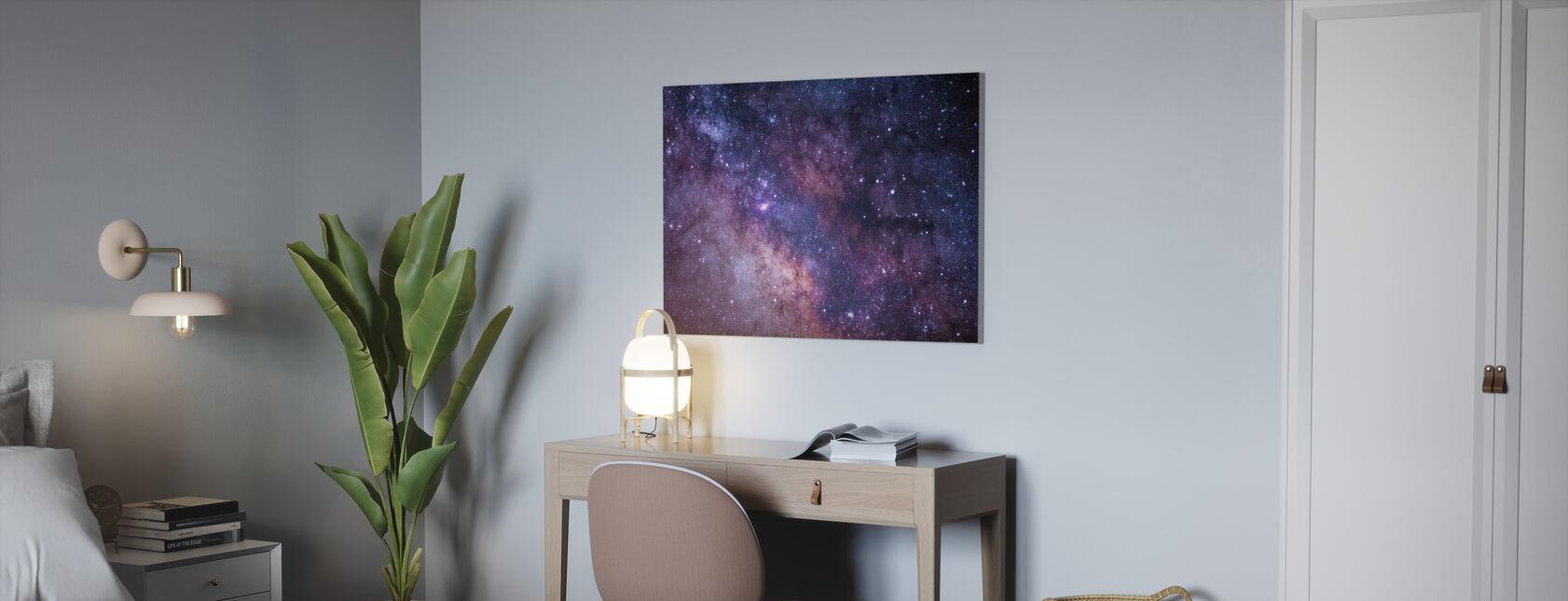Melkweg - Canvas print - Kantoor