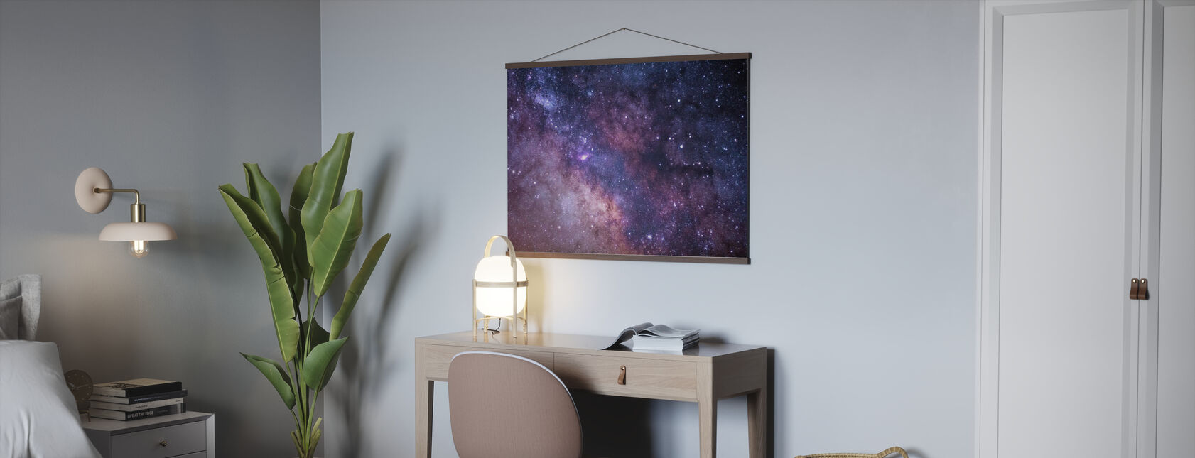 Galaxy - Poster - Office
